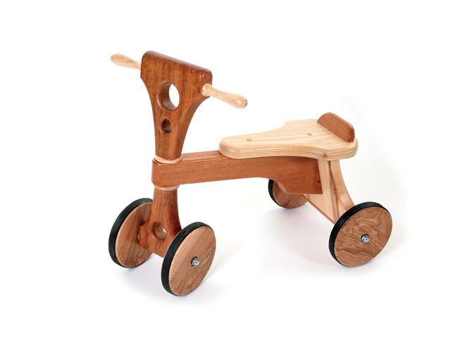r alisation un merveilleux v lo d 39 enfant en bois l 39 atelier bois. Black Bedroom Furniture Sets. Home Design Ideas