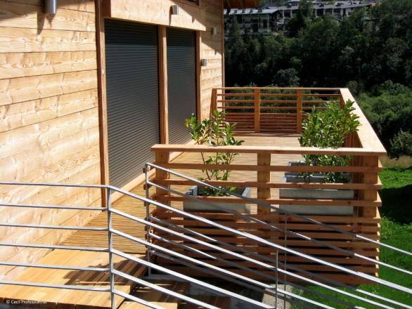 Commencez donc par déterminer l'utilisation que vous allez faire de votre terrasse… - © Cécil Pro