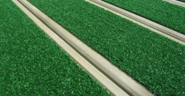 lames de terrasse végétalisées