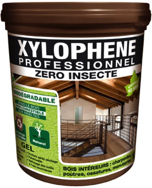 Traitement insecticide Xylophene