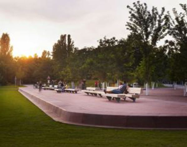 Paysage parc