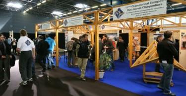 Championnat européen des jeunes charpentiers