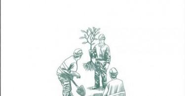 Bande dessinée la Forêt en chantier