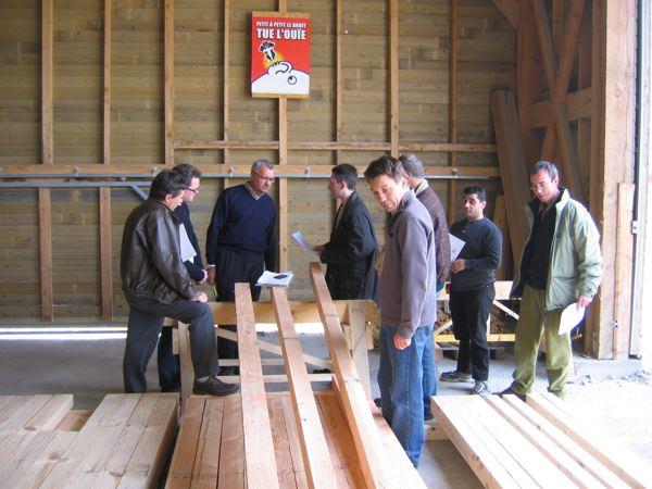 Métiers du bois formation initiale # Formation Adulte Metier Du Bois
