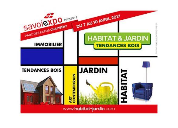 Habitat jardin tendances bois du 7 au 10 avril 2017 - Salon de l habitat chambery ...
