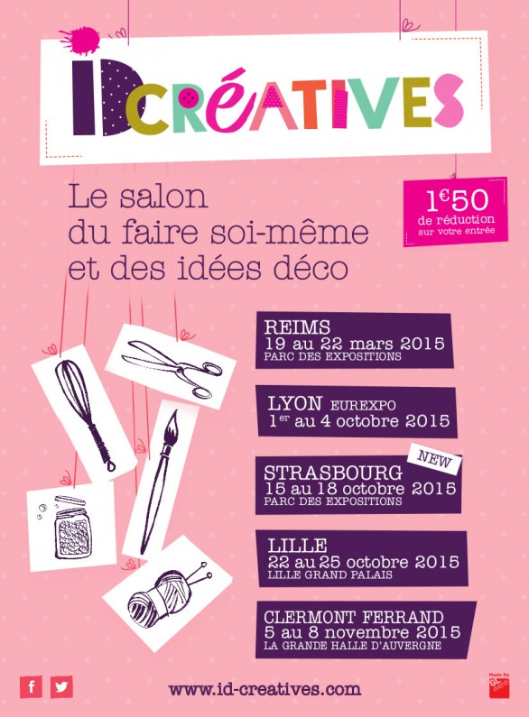 Id cr atives du 19 au 22 mars 2015 parc des expositions reims 51 l 3 - Www id creatives com ...