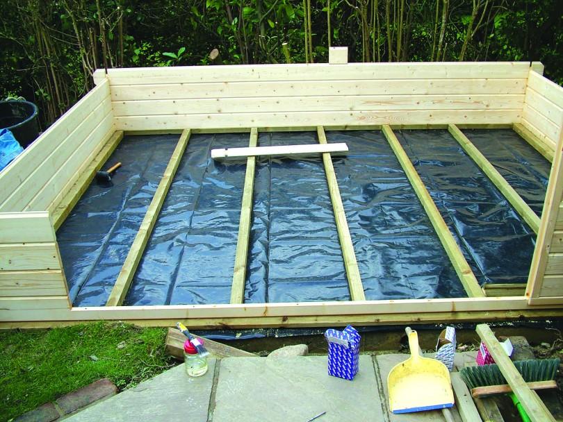 Construire Son Atelier – Partie 1 - L'Atelier Bois