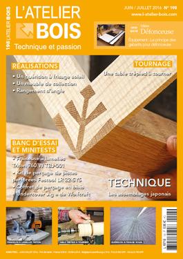 Les assemblages japonais l 39 atelier bois - Assemblage bois japonais ...