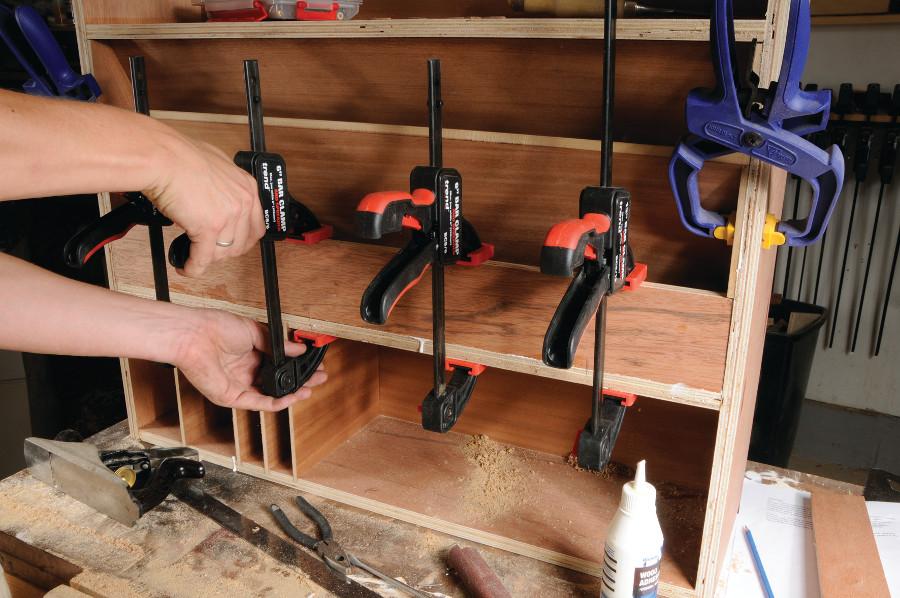 Abrasives cabinet-22