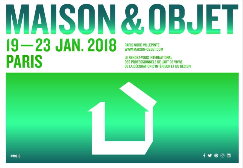 Maison objet janvier 2018 au programme cecilie manz - Maison objet paris 2018 ...
