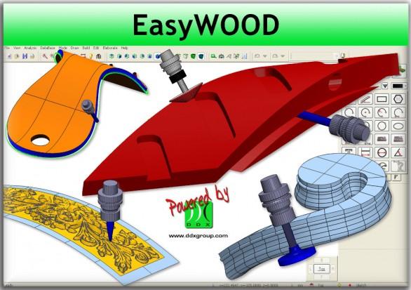 DDX CAD-EasyWOOD