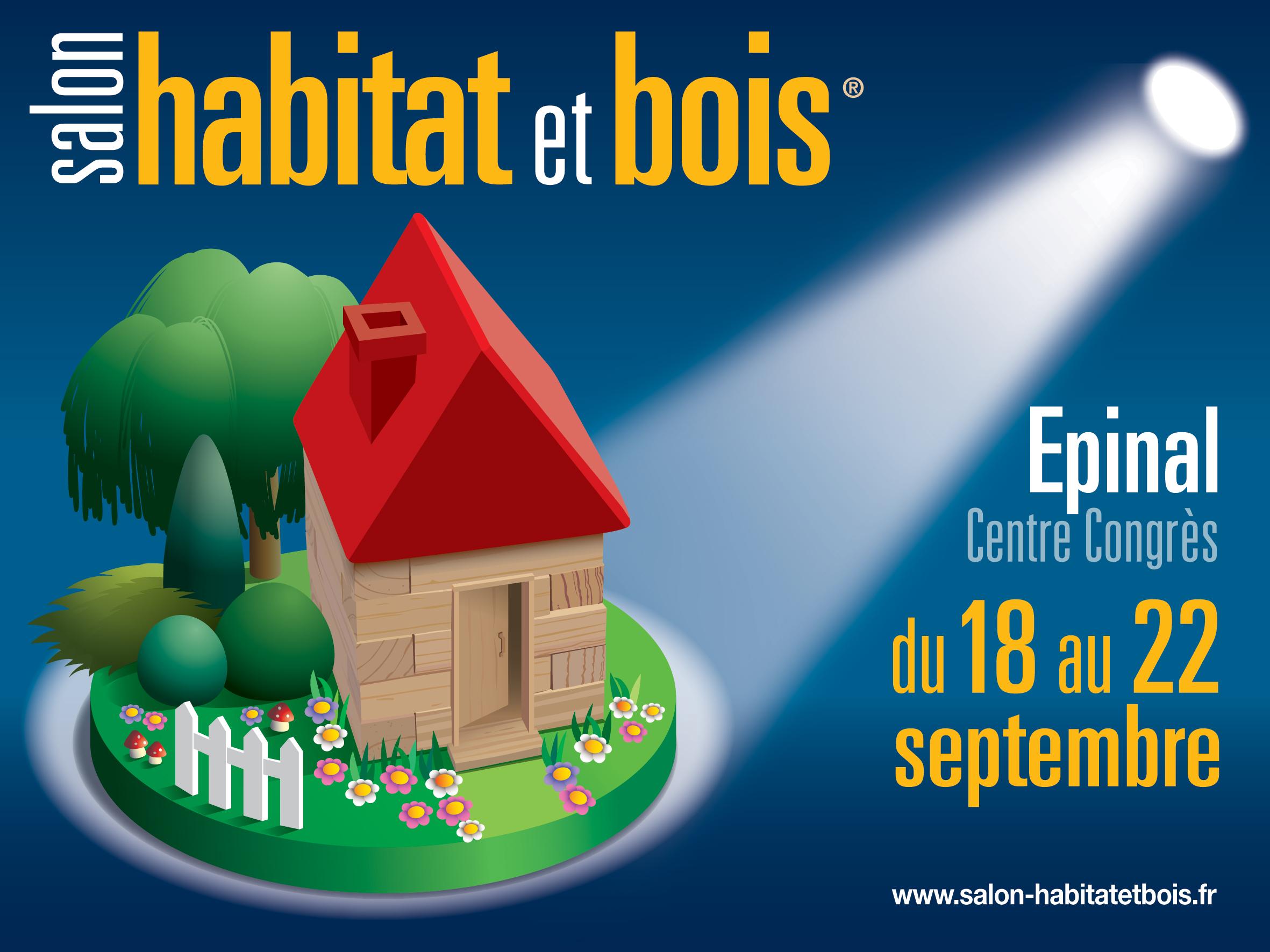 Salon habitat bois d 39 pinal l 39 atelier bois - Salon de l habitat epinal ...