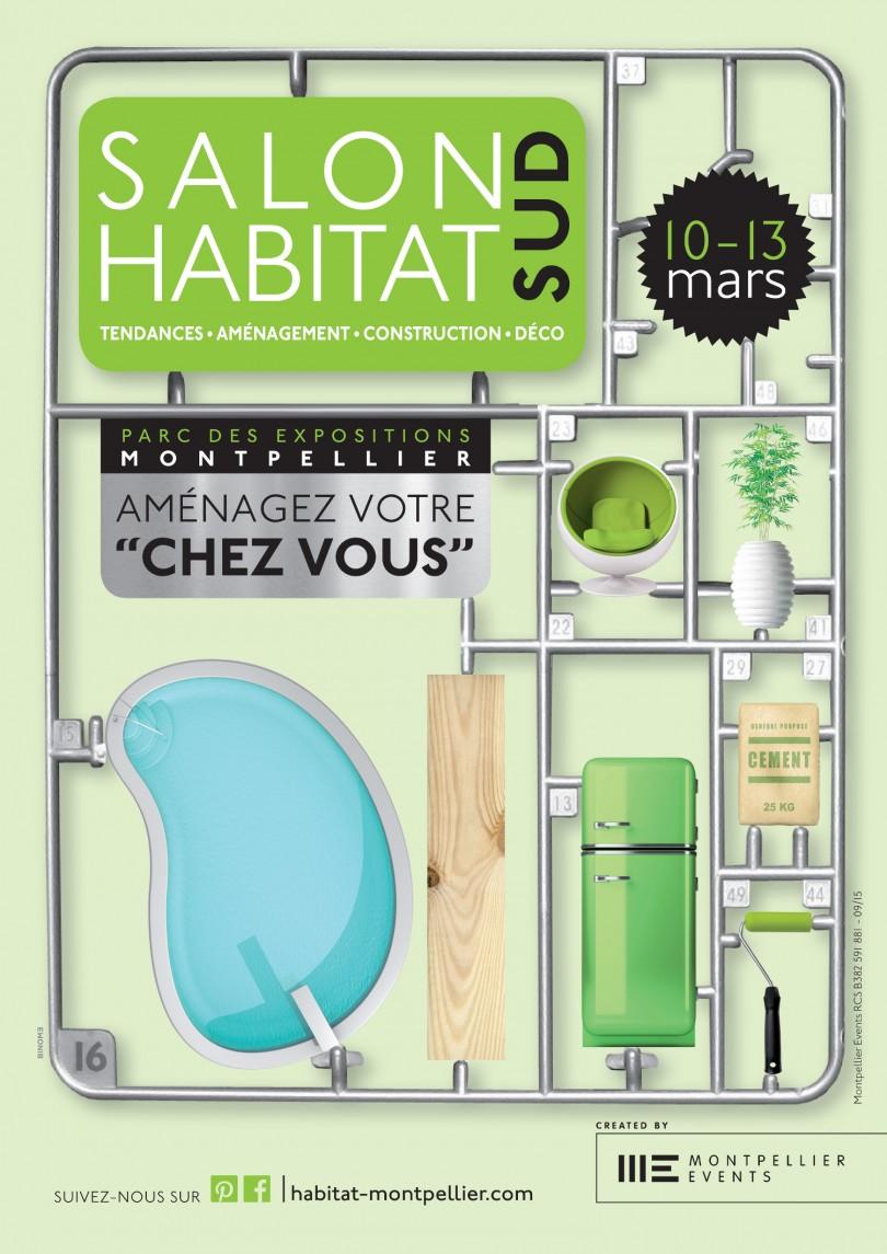 Salon habitat sud montpellier l 39 atelier bois for Salon habitat sud