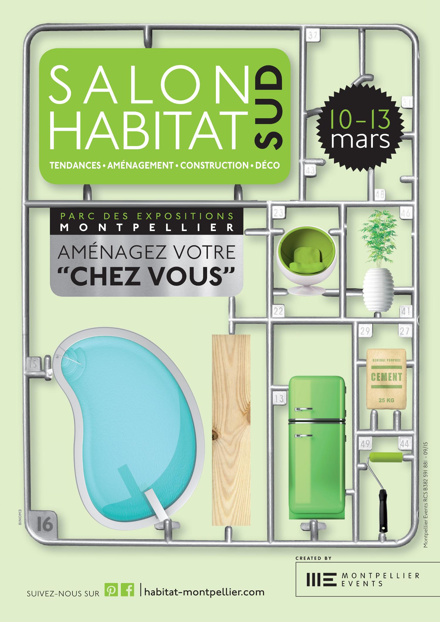 Salon habitat sud montpellier l 39 atelier bois - Salon de l habitat montpellier ...