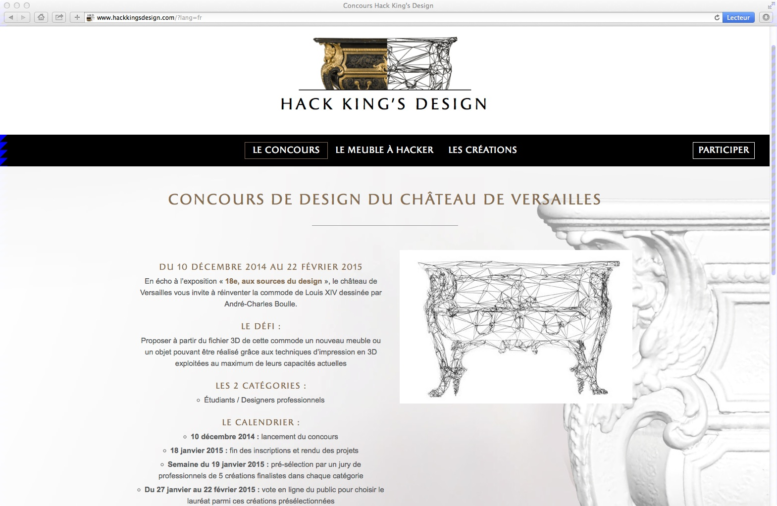 Hack Kings Design