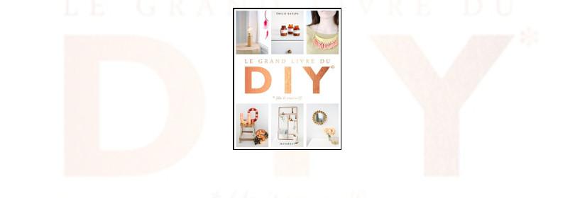 le grand livre des diy do it yourself la bible de. Black Bedroom Furniture Sets. Home Design Ideas