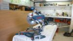 Scie radiale Bosch GCM 12 SD