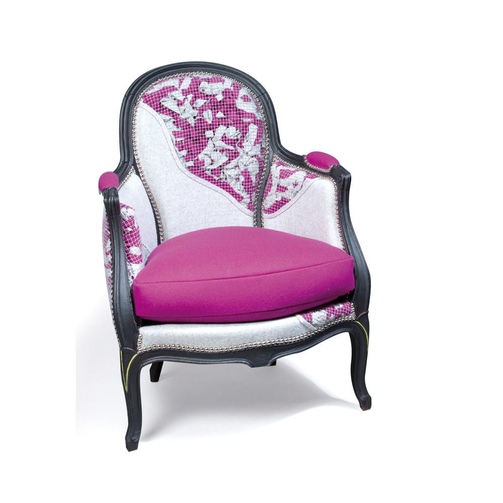 plab chaise le coq et le crapaud bergere m et mme d l 39 atelier bois. Black Bedroom Furniture Sets. Home Design Ideas