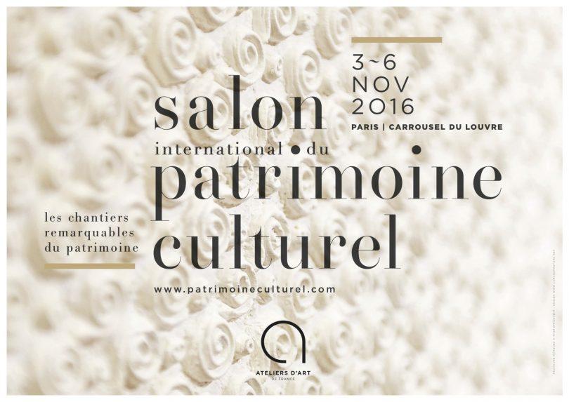 Salon international du patrimoine culturel du 3 au 6 for Salon du bois paris