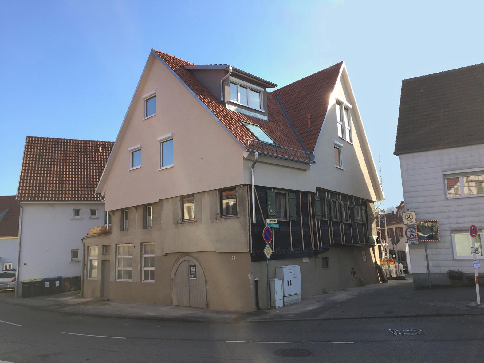 R fection d une toiture traditionnelle avec des techniques - Maison renovee savoyarde ciel atelier ...